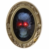 RAZ Ghastly Graveyard 12 inch Animated Magic Halloween Mirror