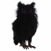 RAZ Ghastly Graveyard 13inch Feathered Owl