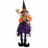 RAZ Halloween 54 inch Sitting Witch