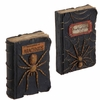 RAZ Halloween Spider  Book Decoration set of 2