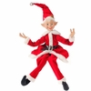 RAZ Home for Christmas 30 inch Posable Elf