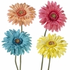RAZ Large Gerbera Daisy Stem 23 inches