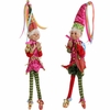 RAZ 15 inch Posable Elf in candy colors
