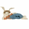 RAZ Resting Posting Overal Bunny 18 inches
