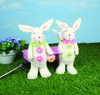 Ruffle Bunny Stander 12 inches