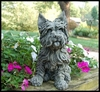 Terrier Dog Garden Yard Statue