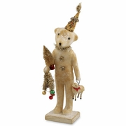 Vickie Smyers for Bethany Lowe Christmas Olde Teddy