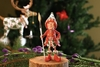 Vixen's Painter Elf Patience Brewster Dash Away Elf Ornament