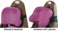 Lilac Standard & Lateral Headrests