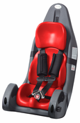 MPS Car Seat Cherry