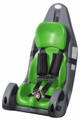 MPS Car Seat Lime