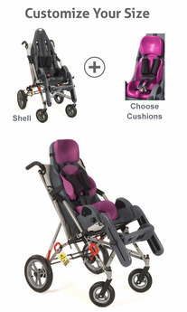 MPS with Push Chair Base Large