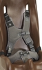 Sitter - Replacement 5 Point Harness, Size 4 & 5 - Gray
