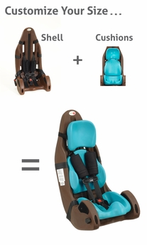 MPS Car Seat Large