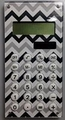 Black & White Pocket Calculator<br>For The Coupon Wallet� Organizer