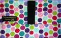 The Coupon Wallet�<br>Basic Organizer<br>Color Sparkle Dots