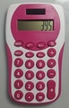 Pink Pocket Calculator For The Coupon Wallet� Organizer