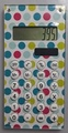 Polka Dot Pocket Calculator For The Coupon Wallet� Organizer