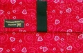 The Coupon Wallet�<br>Basic Organizer<br>Red Sparkle Hearts