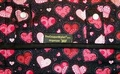 The Coupon Wallet�<br>Deluxe Organizer<br>Black Sparkle Hearts