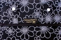 The Coupon Wallet�<br>Deluxe Organizer<br>Black Geo Flower