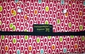 The Coupon Wallet®<br>Deluxe Organizer<br>Hot Pink Circles