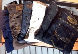 New Angelino Denim Jeans (Special Order)