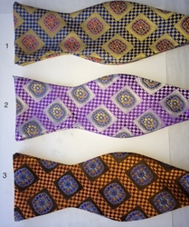 Self Tie Bowtie Set#6