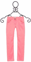 3 Pommes Coral Skinny Jeans for Girls