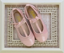 Amiana Pink Dress Shoes for Girls