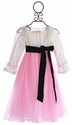 Arabella Rose Couture Girls Dress in Pink