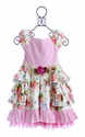 Arabella Rose Secret Garden Girls Dress