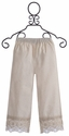 Arabella Rose Victorian Inspired Pant for Girls
