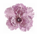 Ashley Anne Lavender Crinkle Hair Clip