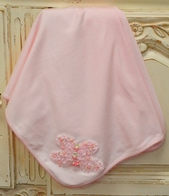Baby Biscotti Butterfly Baby Blanket
