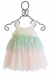 Baby Biscotti Frilly Dress for Little Girls