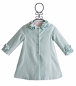 Baby Biscotti Ice Princess Infant Coat in Sea Blue