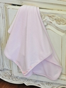 Baby Biscotti Light Pink Girls Baby Blanket