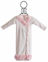 Baby Biscotti Pink Couture Cutie Newborn Take Home Gown