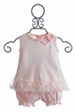Baby Biscotti Pink Infant Outfit - Hide and Seek