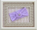 Baby Bling Girls Lavender Headband
