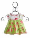 Baby Nay Infant Girls Dress English Garden