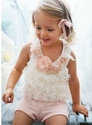 Baby Sara Adorable Little Girls Outfit