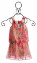 Baby Sara Girls Easter Dress in Chiffon
