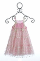 Baby Sara Girls Pink Party Dress