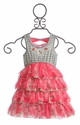 Baby Sara Little Girls Ruffled Dress