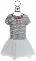 Baby Sara Party Dress for Little Girls