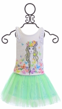 Baby Sara Party! Party! Skirt Set