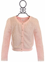 Baby Sara Shall We Dance Cardigan
