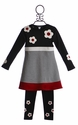 Biscotti Back to School Outfit with Flowers